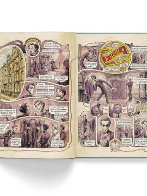 "У голові Шерлока Голмса, Том 1 ""Справа скандального квитка"""